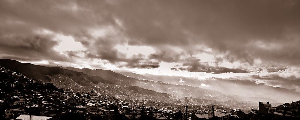 La Paz Morning