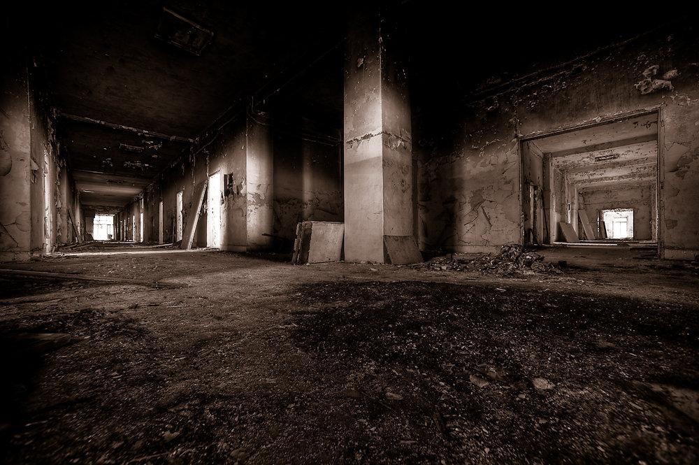 Milovice Ruins 4